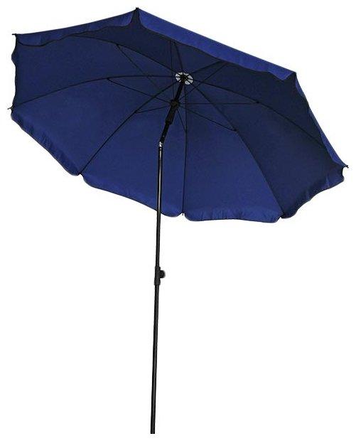 Зонт Green Glade 1191 купол 240 см, высота 230 см