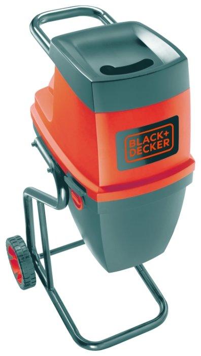Измельчитель электрический BLACK+DECKER GS2400-QS 2.4 кВт