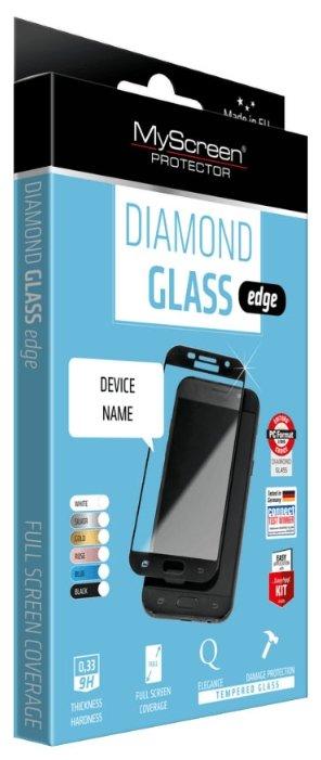 Защитное стекло Lamel MyScreen DIAMOND GLASS edge MD2827TGFCOV8 для Apple iPhone 7 Plus/8 Plus