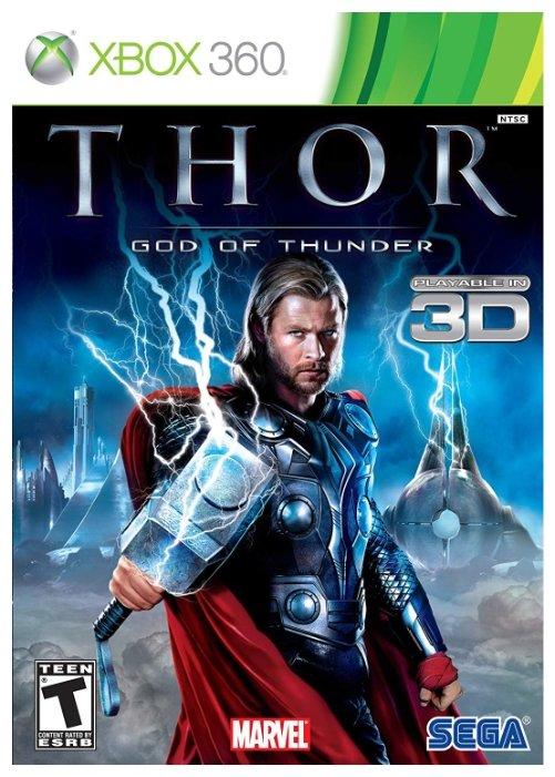 Sega Thor: God of Thunder