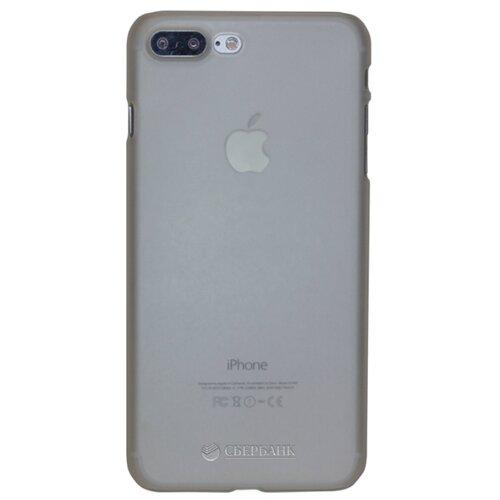 Чехол для iPhone 8+ пластик прозрачныйИгрушки и сувениры<br>