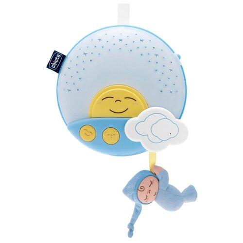 Ночник-проектор Chicco Закат (голубой) ночник проектор жирафики звездочка 939490