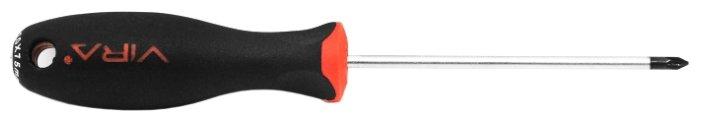 Отвёртка крестообразный наконечник Vira Rage PZ0x75 мм