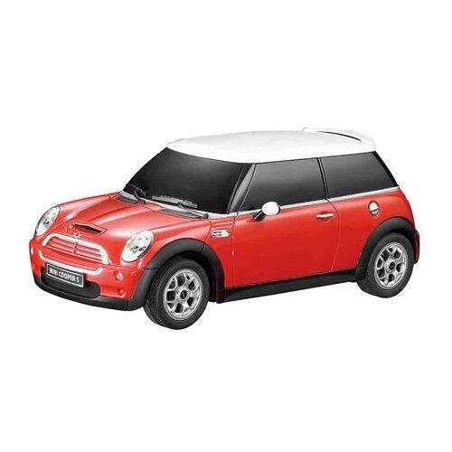 Купить Легковой автомобиль Rastar Minicooper S (15000) 1:24 красный, Радиоуправляемые игрушки
