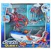 Игровой набор Chap Mei Ocean Quest - Опасное приключение акванавтов 523051