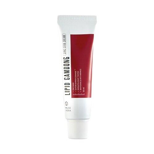 Muse Vera Lipid Gamdong Zinc Cera Cream Крем для лица восстанавливающий с цинком, 50 мл недорого