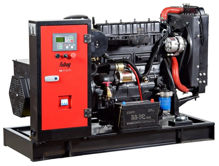 Дизельная электростанция Fubag DS 27 DA ES