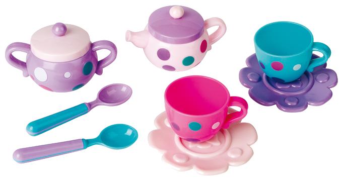 Набор посуды MeLaLa Чудесное чаепитие 62151