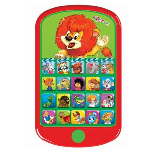 Интерактивная развивающая игрушка Азбукварик Мультиплеер Сюрприз красный интерактивная развивающая игрушка азбукварик мультиплеер песенки в шаинского зеленый
