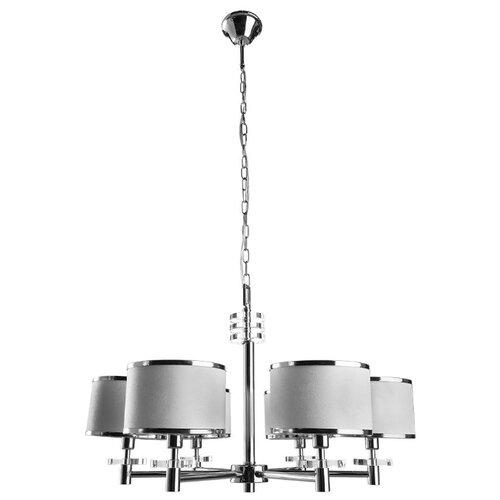Люстра Arte Lamp Furore A3990LM-6CC, E14, 360 Вт