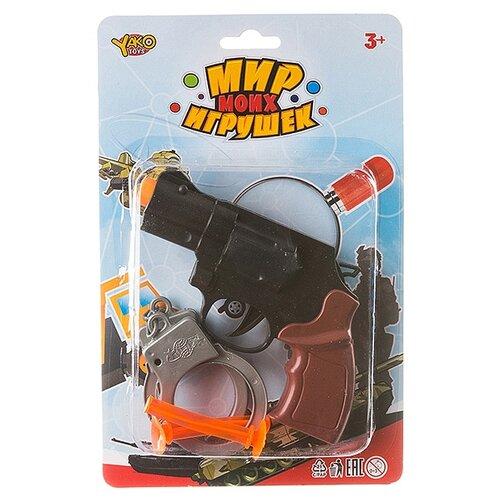 Фото - Игровой набор Yako Мир моих игрушек К88715 набор машин yako мир моих игрушек m7558 1 белый