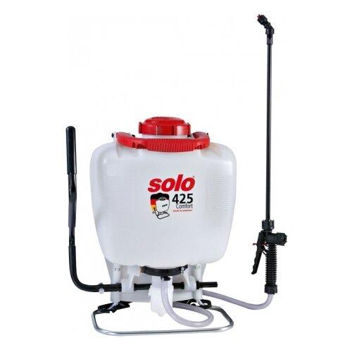 Опрыскиватель Solo 425 Comfort 15 л белый/красный опрыскиватель solo 408 5 л белый черный бордовый