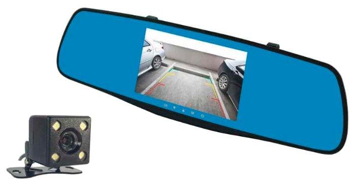 Видеорегистратор Fujida Zoom Mirror, 2 камеры — купить по выгодной цене на Яндекс.Маркете – 3 предложения