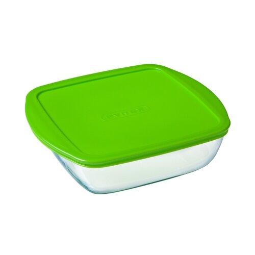 Форма для запекания Pyrex 211, 1 л, 20х17х6 см форма для запекания pyrex 211 1 л 20х17х6 см