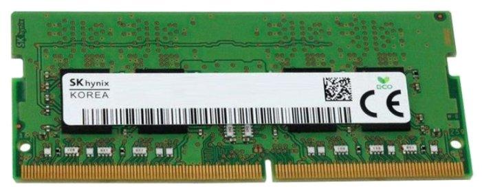Оперативная память Hynix DDR4 2666 SO-DIMM 4Gb