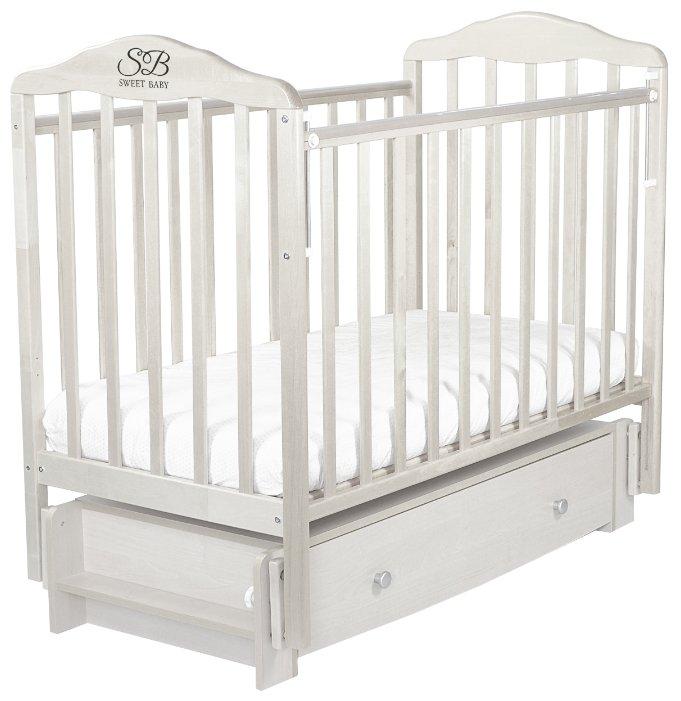 Кроватка Sweet Baby Eligio Wenge Венге 385677
