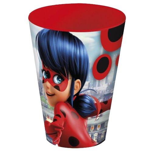 Фото - Stor Стакан пластиковый 430 мл Леди Баг stor тарелка леди баг 23 см красный