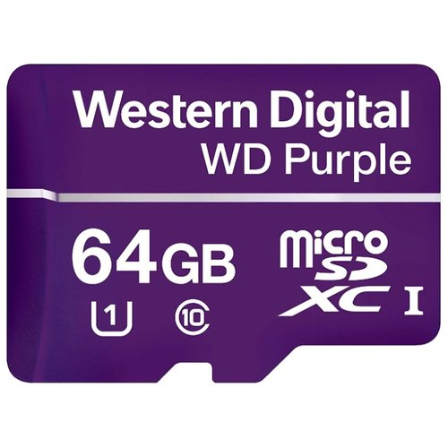 Карта памяти Western Digital WDD064G1P0A жесткий диск 3 5 10 tb 7200rpm 256mb cache western digital purple wd101purz sata iii 6 gb s
