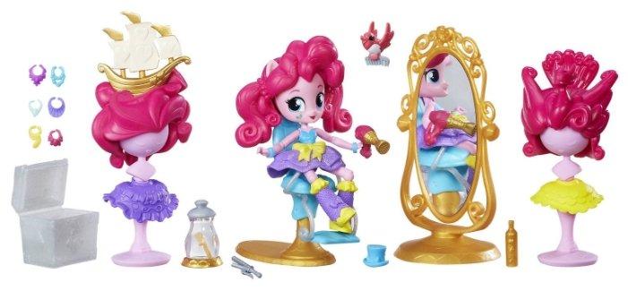 Игровой набор Hasbro Пижамная вечеринка Салон красоты Пинки Пай B7735