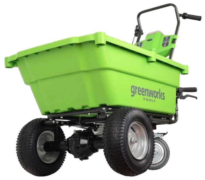 Тележка greenworks G40GC