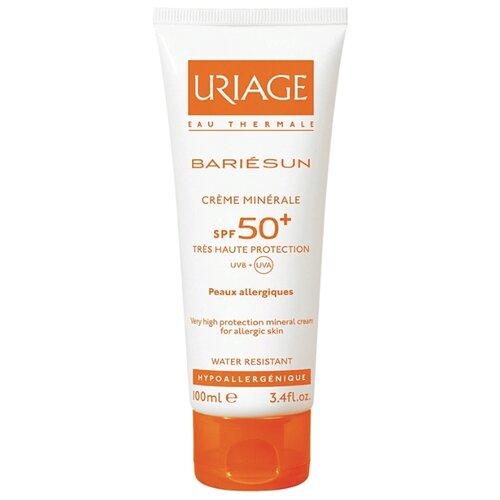 Купить Uriage Bariesan крем солнцезащитный минеральный SPF 50 100 мл