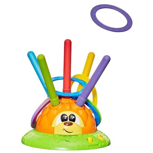 цена на Интерактивная развивающая игрушка Chicco Mr. Ring разноцветный