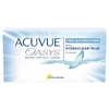 Контактные линзы Acuvue OASYS for Astigmatism with Hydraclear Plus (6 линз) R 8,6 D +1,25 CYL -1,75 AX 130