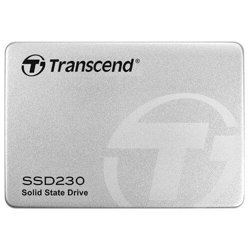 Твердотельный накопитель Transcend TS128GSSD230S  - купить со скидкой