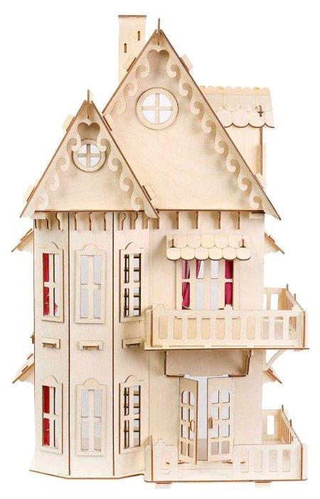 Сборная модель Большой слон Кукольный домик (Д-001),,