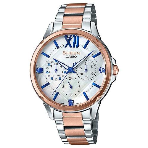 Наручные часы CASIO SHE-3056SPG-7A наручные часы casio she 3050pg 7a