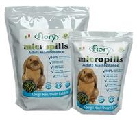 Корм для карликовых кроликов Fiory Micropills Adult