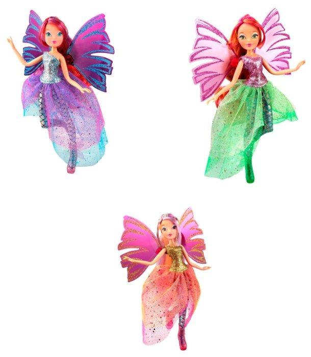 Кукла Winx Club Чудесная Сиреникс, 28 см, IW01511700