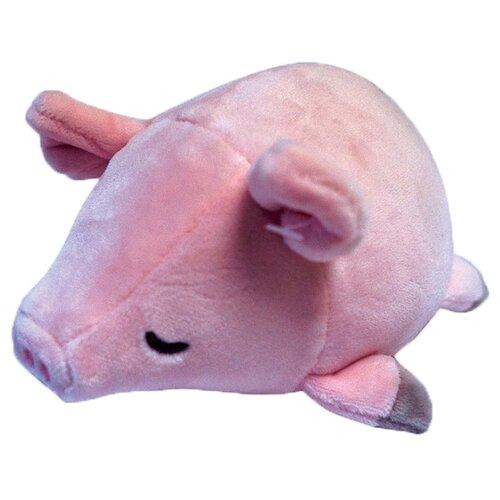Купить Мягкая игрушка Yangzhou Kingstone Toys Свинка розовая 8 см, Мягкие игрушки