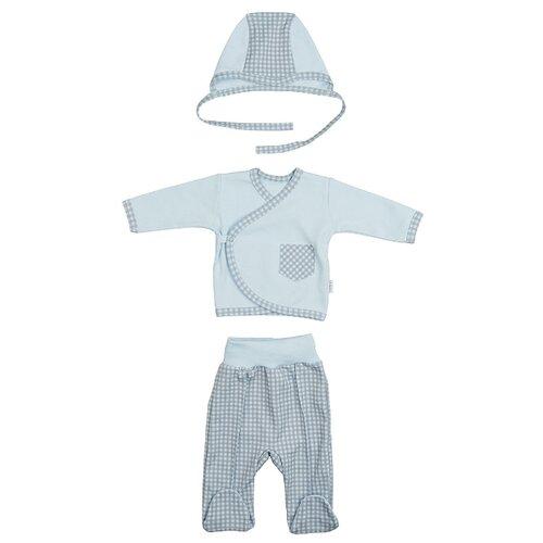 Комплект одежды LEO размер 62, голубойКомплекты<br>