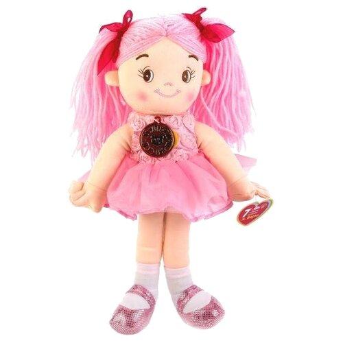 Купить Мягкая игрушка Мульти-Пульти Мягкая кукла розовая 35 см, Мягкие игрушки