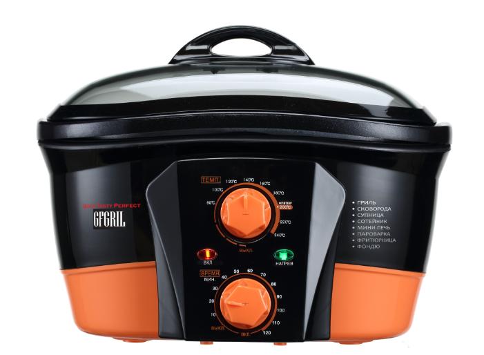 GFgril Мультиварка GFgril GFM-508M