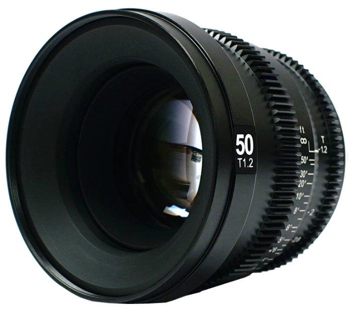 Объектив SLR Magic 50mm T1.2 Sony E