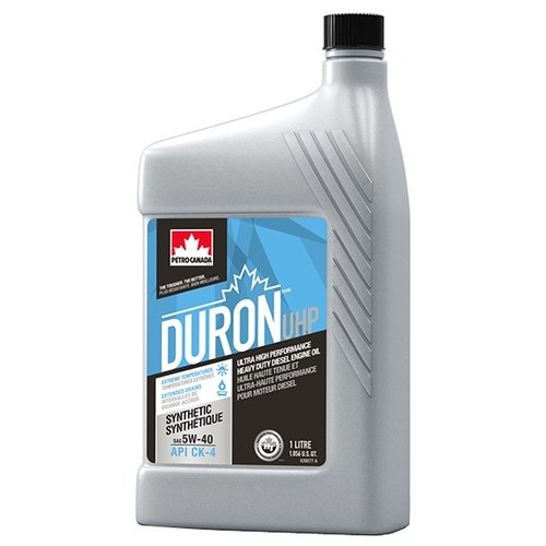 Моторное масло Petro-Canada Duron UHP 5W-40 1 л