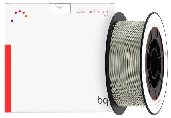 PLA пруток BQ 1.75 мм прозрачный 1 кг