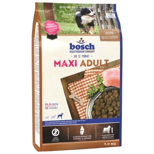 Корм для собак Bosch (3 кг) Adult MaxiКорма для собак<br>