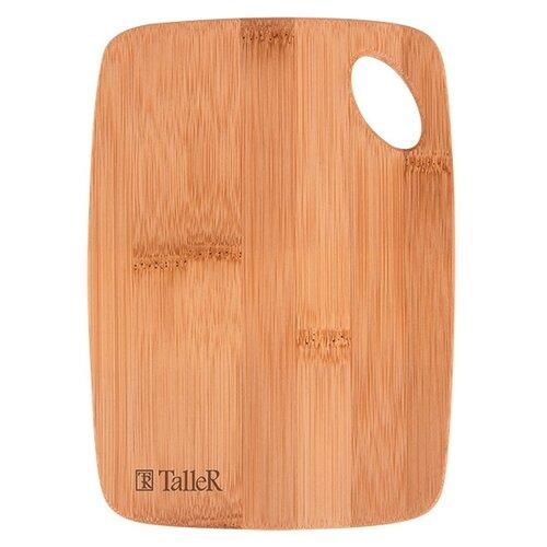 Разделочная доска Taller TR-2215 30×22,3×0,9 см светло-коричневый