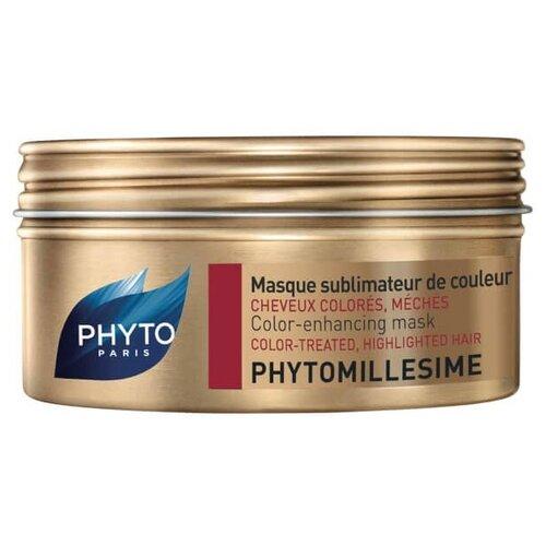 PHYTO Phytomillesime Маска для красоты окрашенных волос, 200 мл phyto для волос официальный сайт
