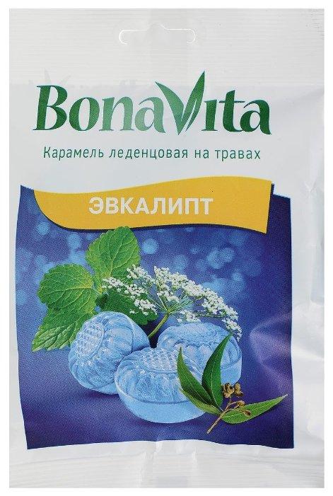 Карамель леденцовая Bona Vita Эвкалипт 60 г
