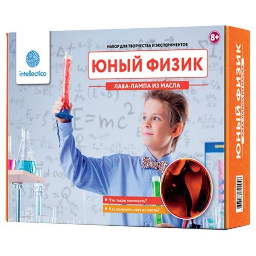 Набор Intellectico Юный физик. Лава-лампа из масла (204)Наборы для исследований<br>
