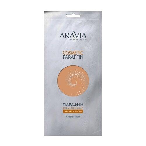Парафин косметический Aravia Professional Сливочный шоколад с маслом какао 500 г