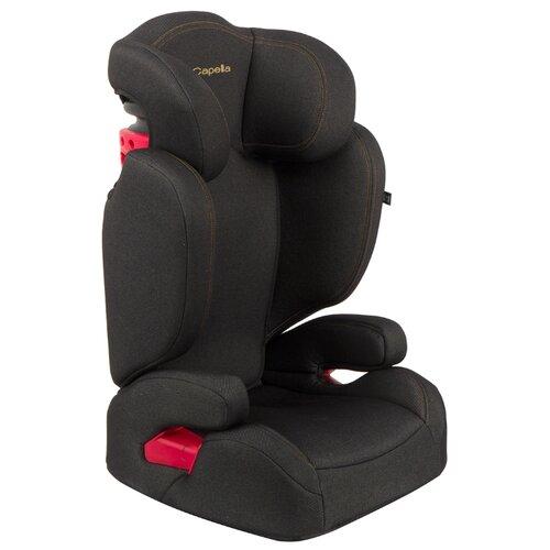 Автокресло группа 2/3 (15-36 кг) Capella S2311 I-FIX, black jeans