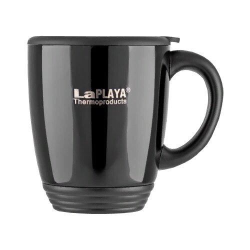 Фото - Термокружка LaPlaya DFD 2040 (0,45 л) black термокружка tyres black 11586 30