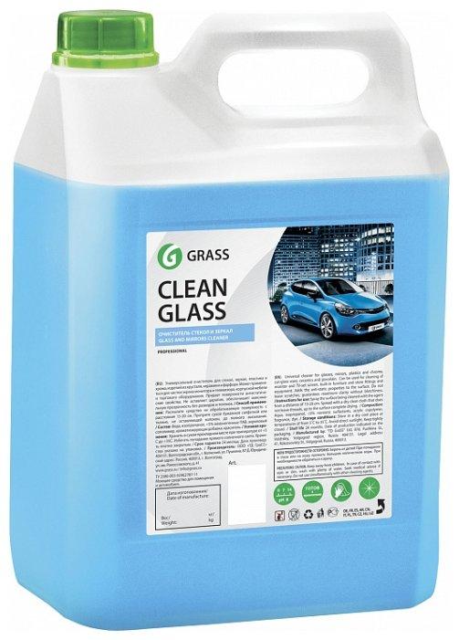 Жидкость GraSS Clean Glass для очистки стекол и зеркал