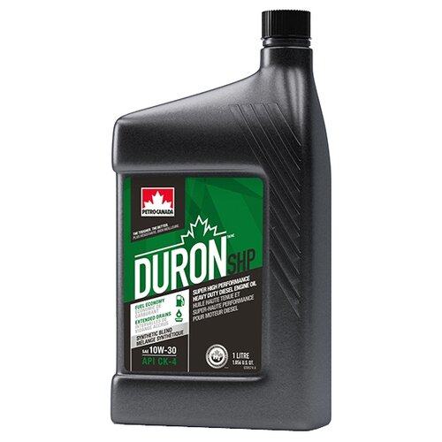 Моторное масло Petro-Canada Duron SHP 10W-30 1 л