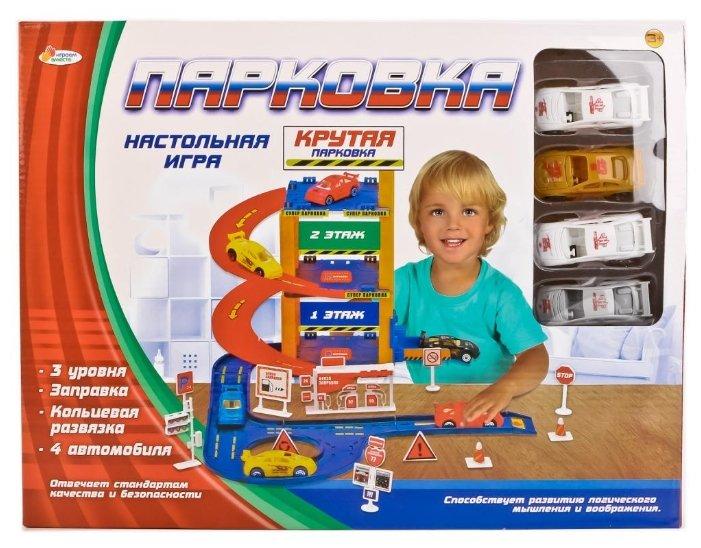 Играем вместе Парковка 1505I165-R